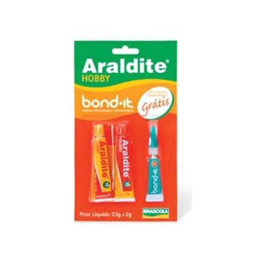 ARALDITE + BOND IT